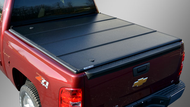 Fold A Cover G4 Elite >> Fold-a-Cover Tonneau Covers, Folding Truck Bed Cover