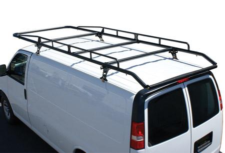 Kargo Master Van Ladder Racks Cargo Rack